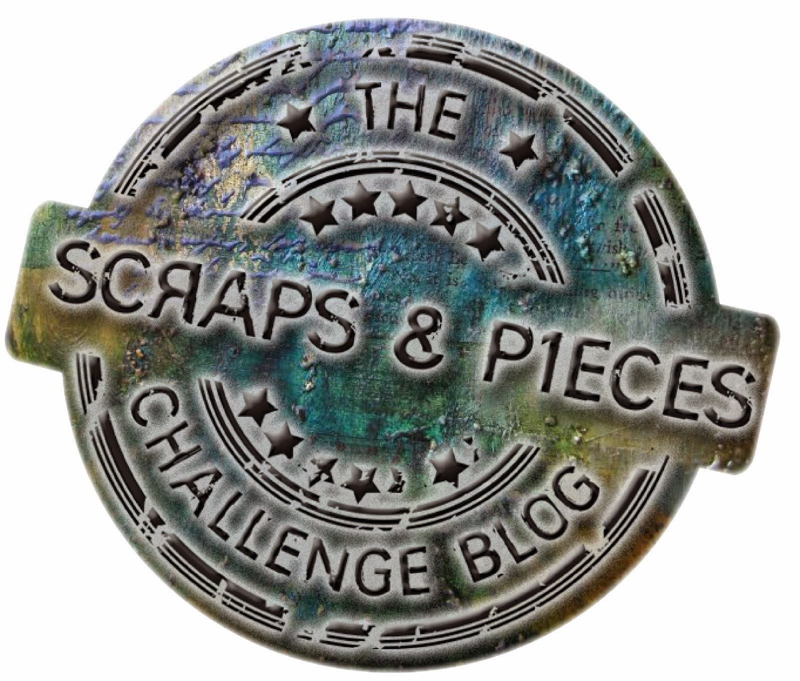 Featured at Scraps`n`Pieces!