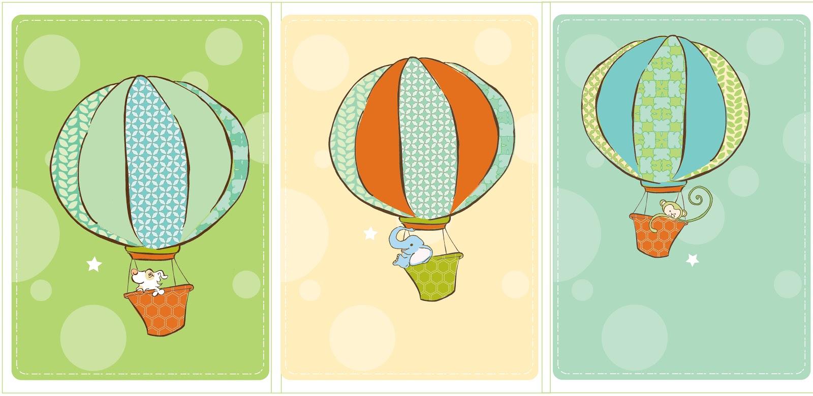 A deco septiembre 2012 - Globos aerostaticos infantiles ...