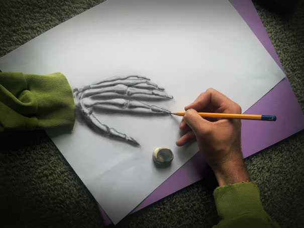 pencil art images