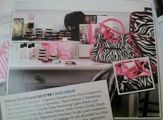 $199 Pink zebra starter kit image