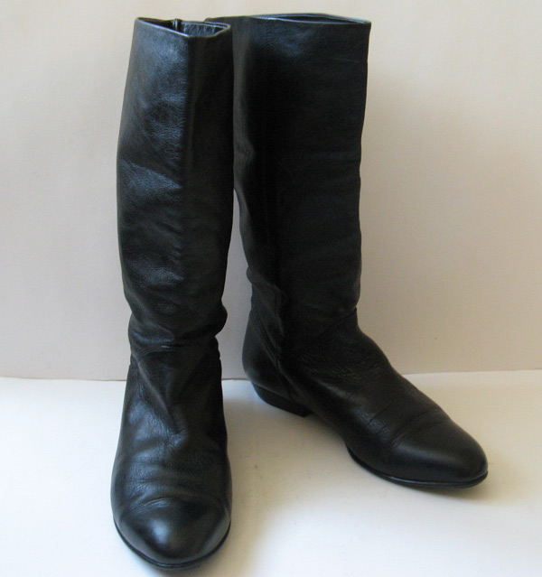 Elegant Theory Women S Wenda Leather Riding Boots Shoes Handbags Bloomingdales