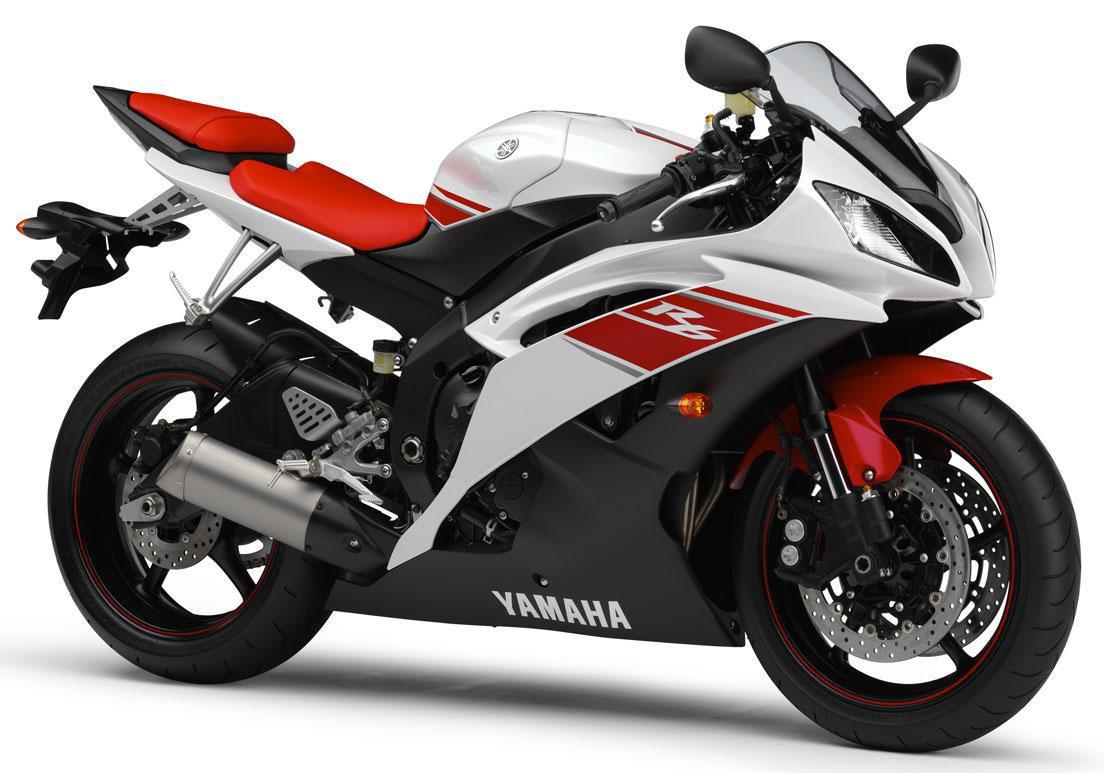 New Motorcycles 2008 Yamaha R6
