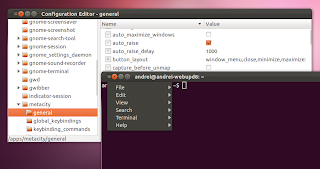 ubuntu locally integrated menu