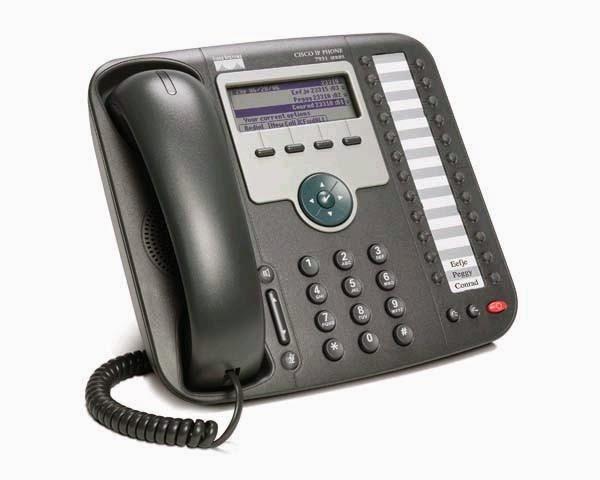 CISCO IP PHONE 7916 EXPANSION MODULE MANUAL