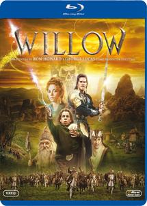 Caratula Blu-ray Willow 25 aniversario