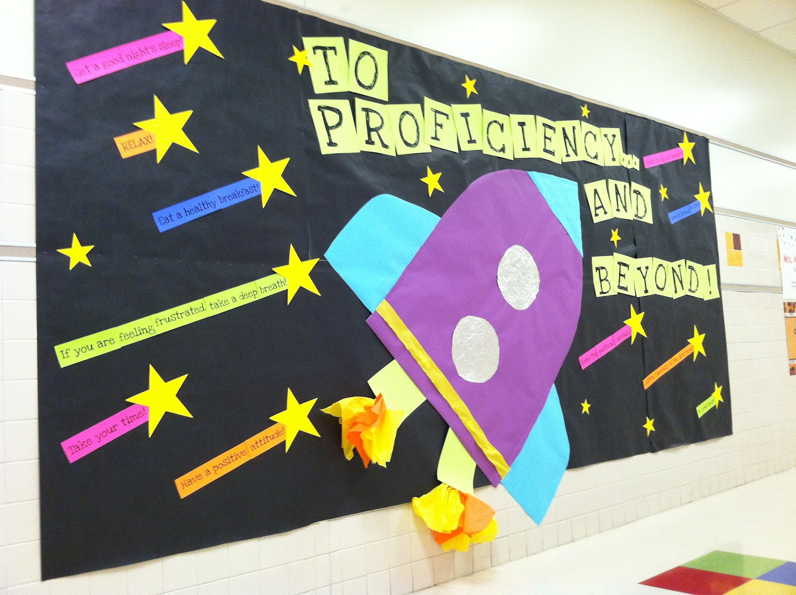 """School Counselor Blog: """"To Proficiency... and Beyond ..."""
