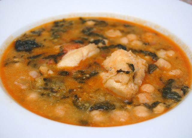 Potaje de semana santa de lucena recetas de cocina for Platos de semana santa