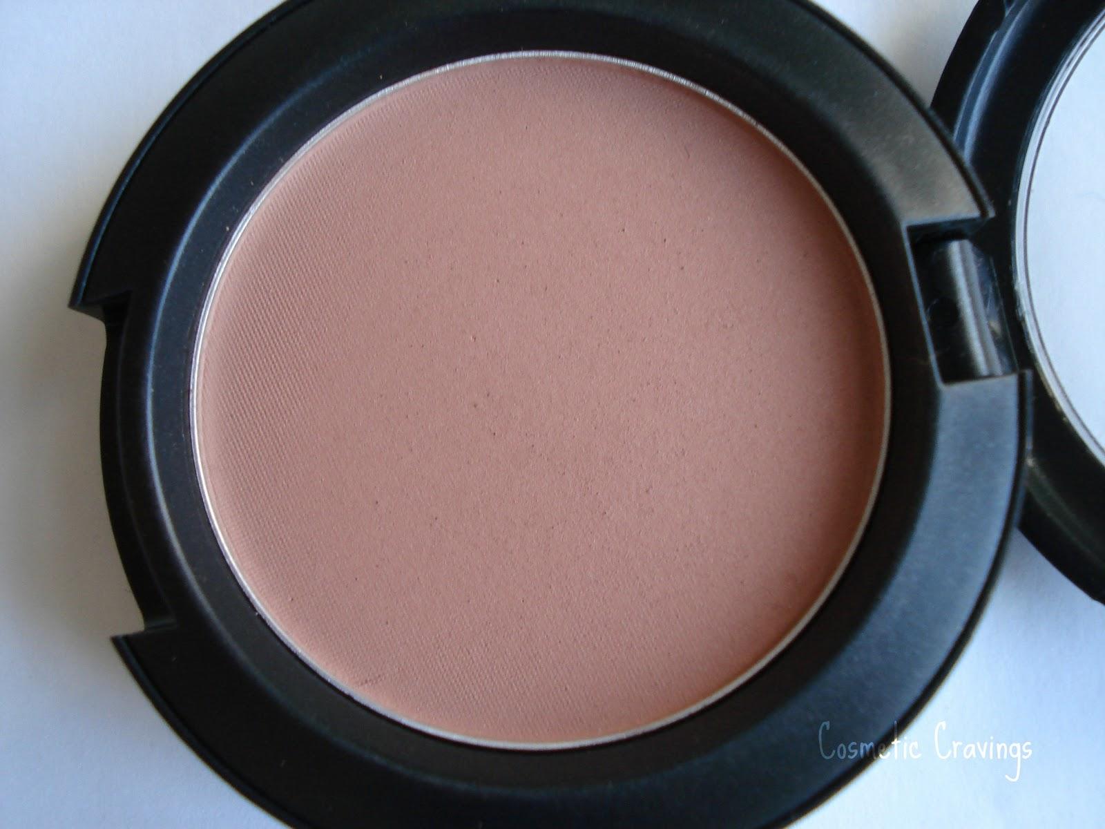 Cosmetic Cravings: Review: Mac Blushbaby Sheertone Blush