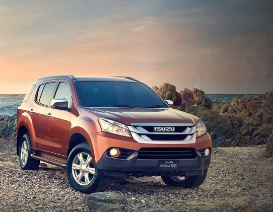 All-New Isuzu MU-X 2014