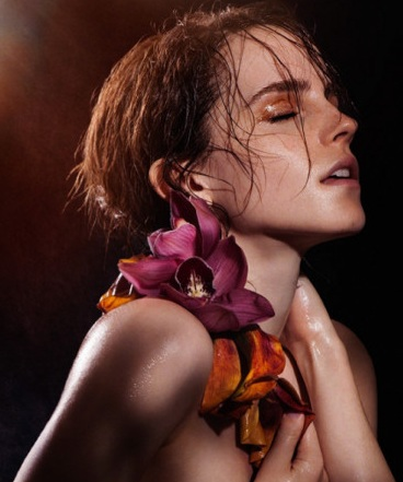 Emma Watson Natural Beauty
