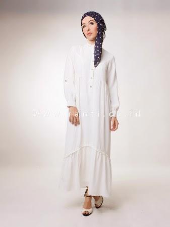 Busana Gamis Muslim Terbaru