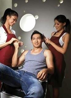 klinik perawatan kulit wajah pria