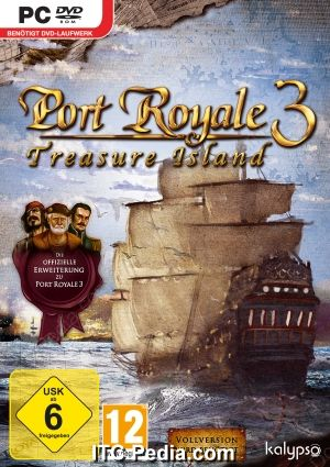 Port Royale 3 Treasure Island - FLT