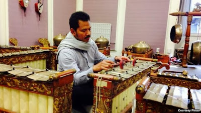 Javanese Gamelan -The Hobbit Movie