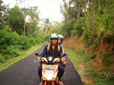 Puncak Suroloyo Kulon Progo, kota magelang, indah