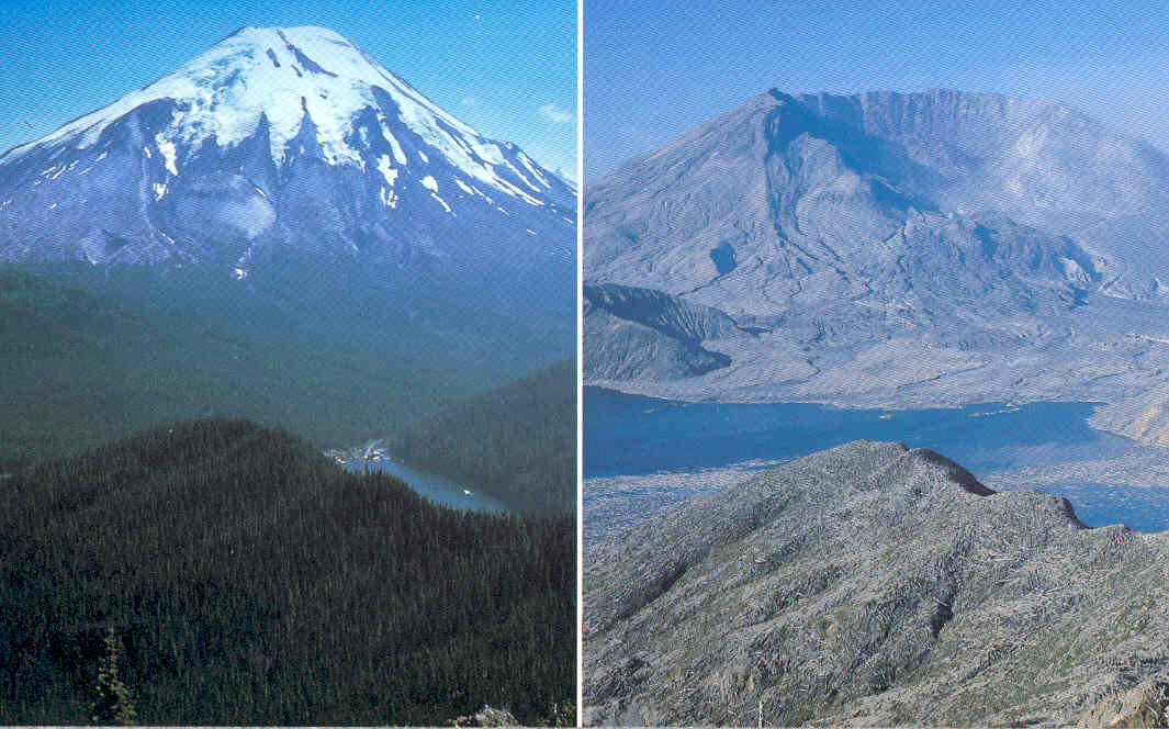"the country before and after the eruption of mount saint helen Commemorating the 30th anniversary of the 1980 eruptions of mount st helens ""possibly before the end of 1980 eruption was the most economically."
