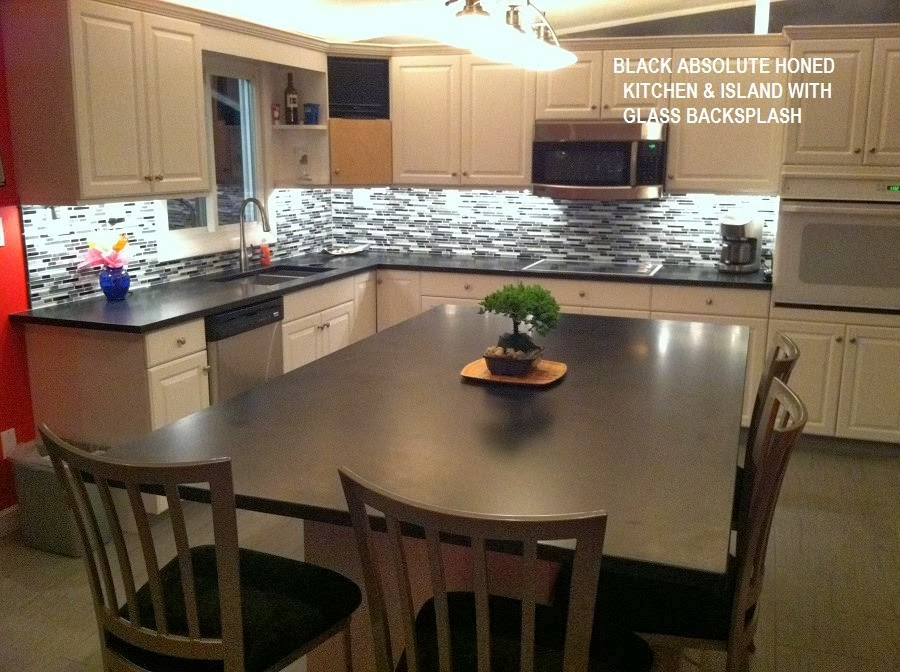 Remodeling Your Home With Granite Marble Black Absolute