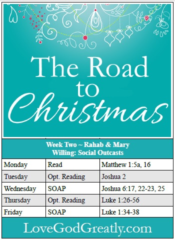 .: The Road to Christmas Bible Study with Guide and Reading Plan