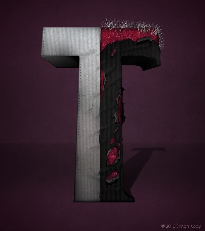 T for Two-face