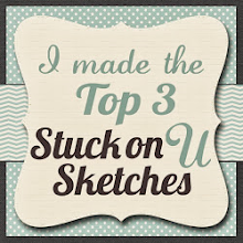 I won Stuck on U blog challenge...Minnie Banner 8/15/13