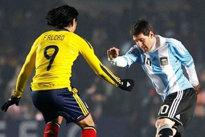 Esto opina Lionel Messi sobre Colombia y Falcao