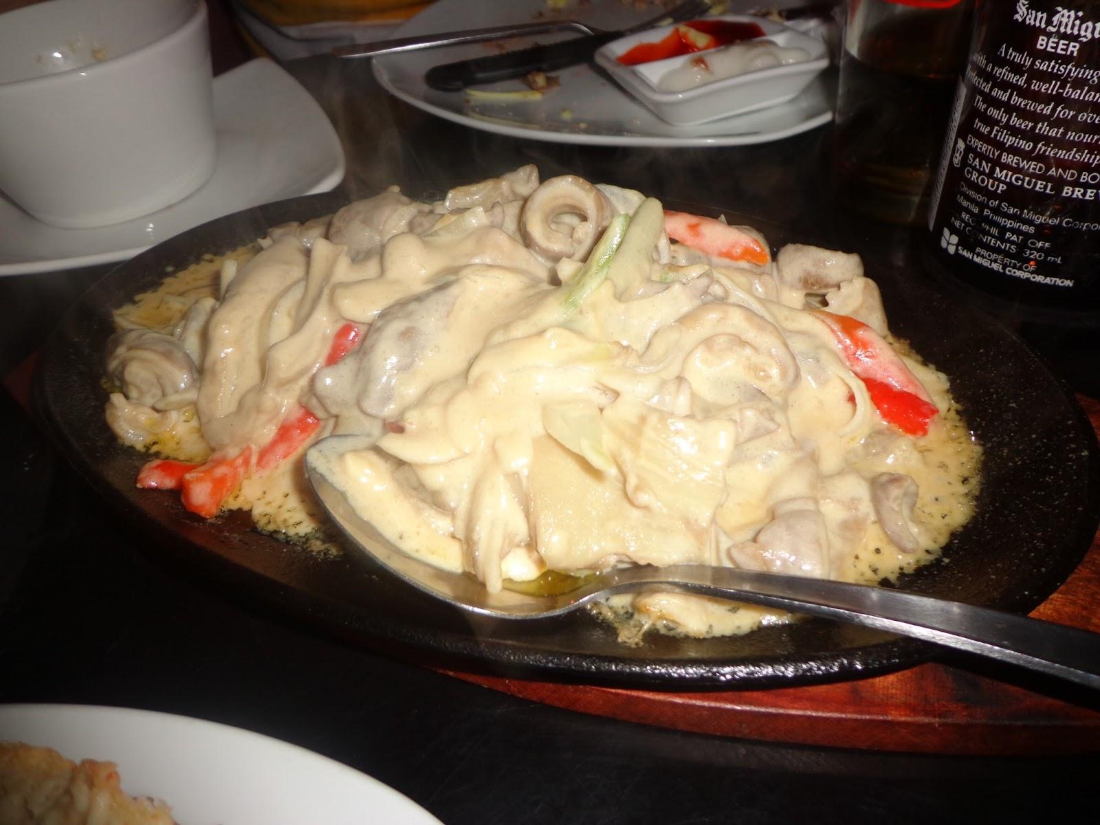 Tungöl must try food in bicol