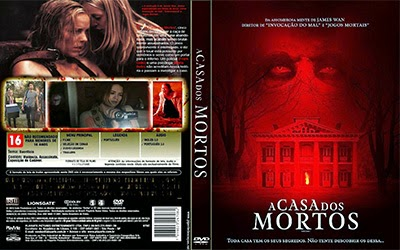 Download A Casa Dos Mortos DVDRip XviD Dual Áudio capa 2B2