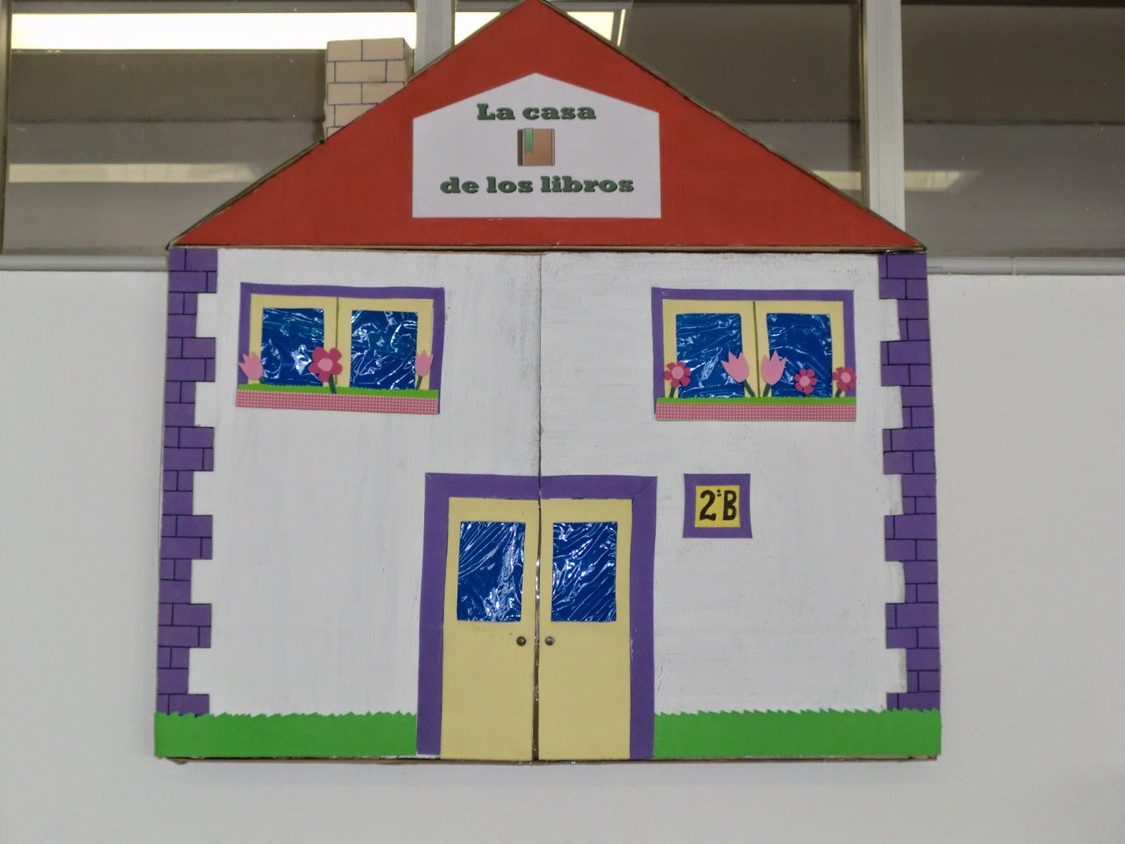 Bibliotecas escolares de la provincia de c diz - La casa del pirata cadiz ...