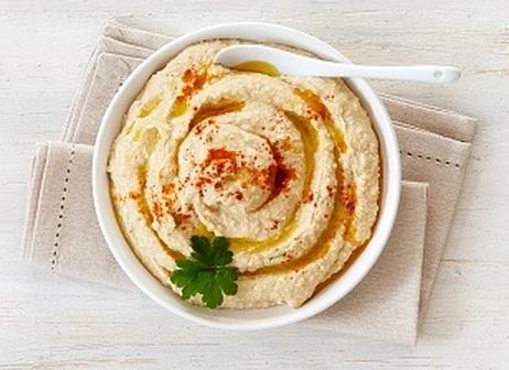 Hummus casero y facil