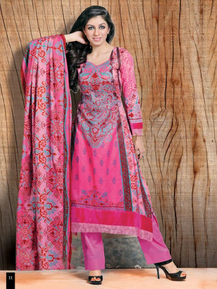 Pak India Fashion Blog Indian Salwar Kameez Lawn Dresses