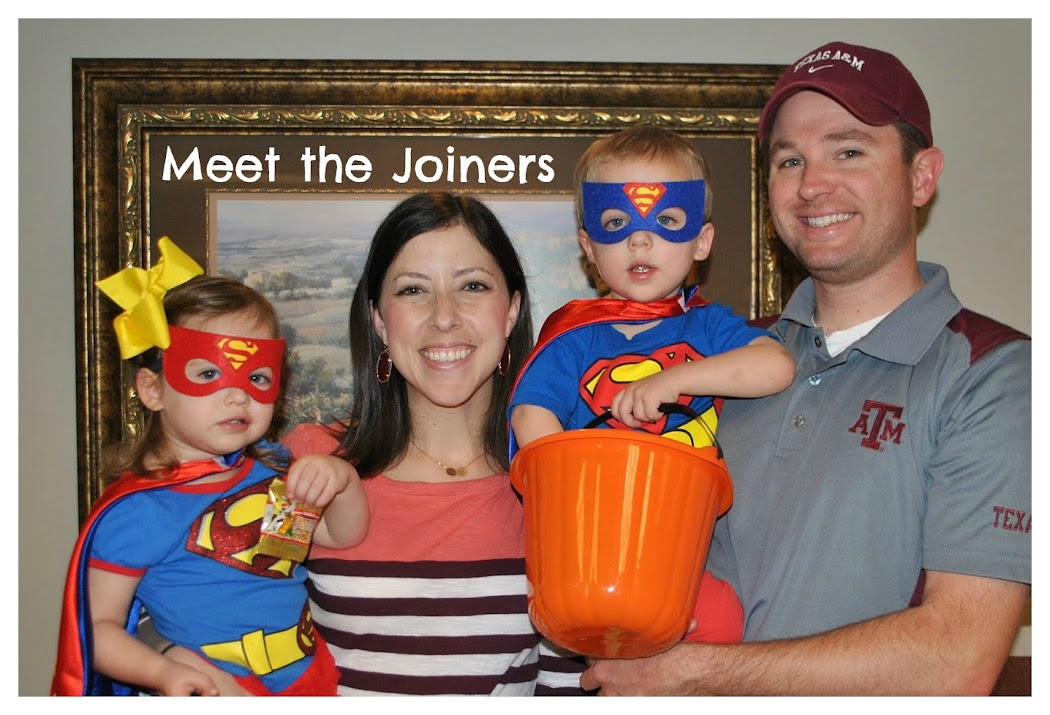 Meet the Joiners