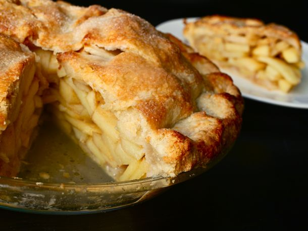 Apple Pie Recipe ~ Easy Dessert Recipes