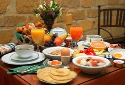 Un desayuno equilibrado para iniciar el día