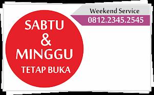 Weekend Service :