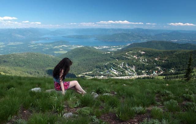 Schweitzer summer view