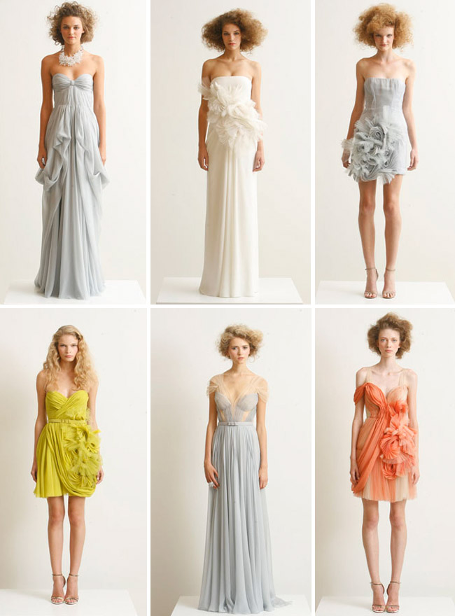 J Mendel wedding dresses
