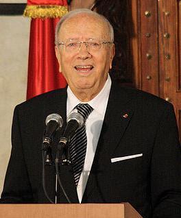 Essebsi au Qatar