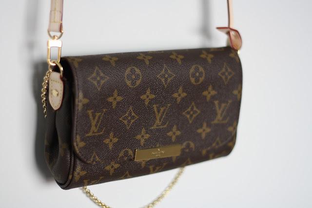 Myydään Vuitton Laukku : Louis vuitton favorite pm lindsay s diaries