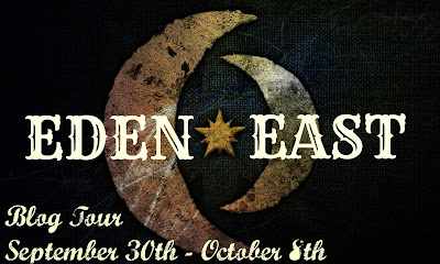 Blog Tour: Eden-East (Eden #4) by Janelle Stalder