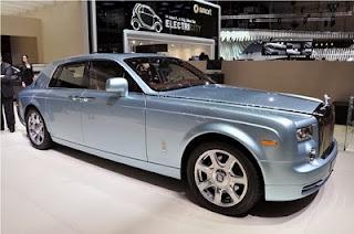 Rolls-Royce 102EX - Phantom