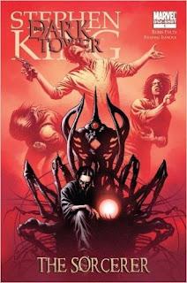 The Dark Tower Graphic Novels, The Sorcerer, Marvel Comics, Stephen King Store