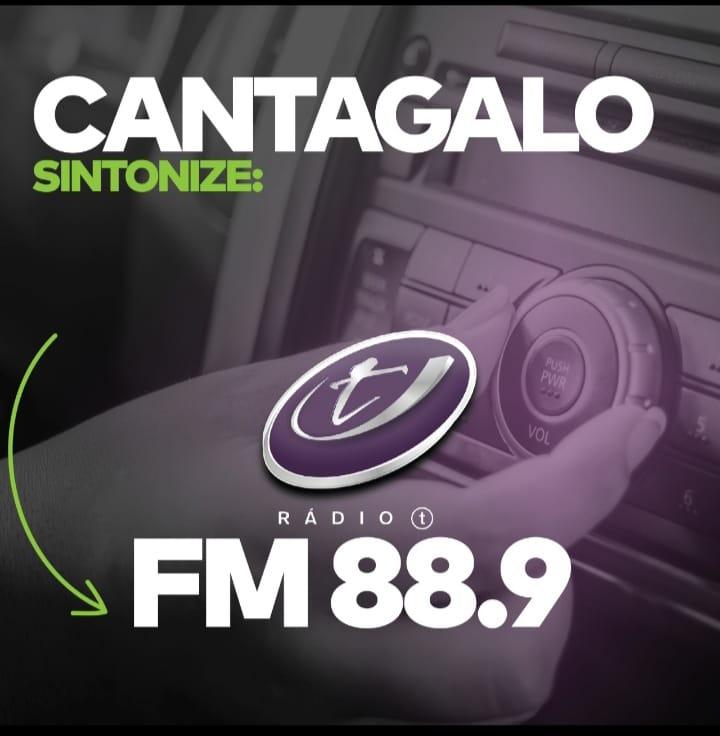 Cantagalo sintonize FM 88.9