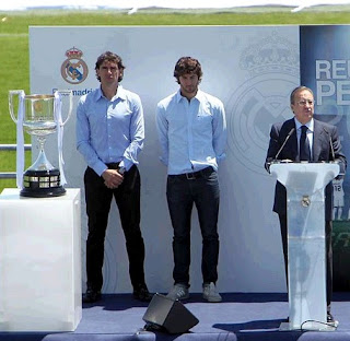 Florentino Perez talked to all the fans clubs