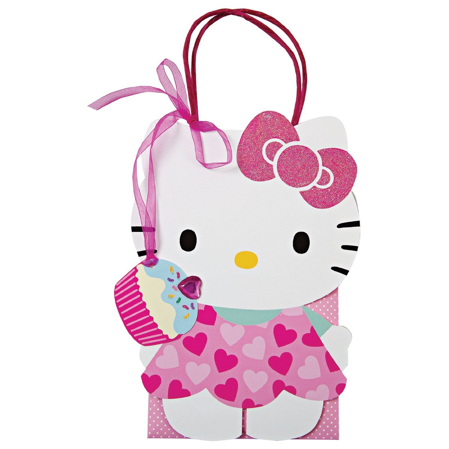 Hello kitty shopping - Hello kitty image ...