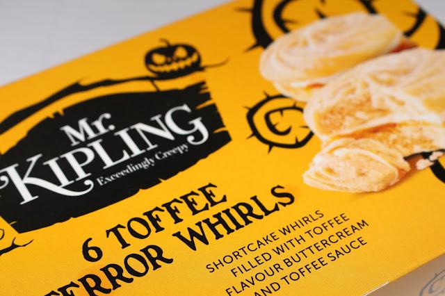Mr. Kipling Toffee Terror Whirls