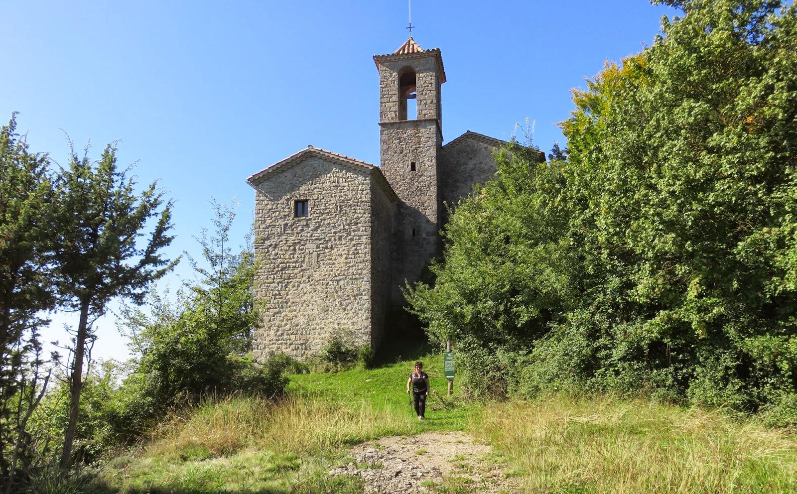 santa margarida de vinyoles ALPENS - PUIG CORNADOR - ST. MARGARIDA I ST. MARTI DE VINYOLES
