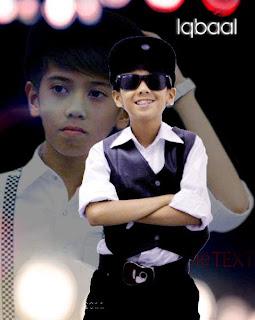 Keren-kerenkan Kumpulan Foto Iqbal Coboy Juniornya ??