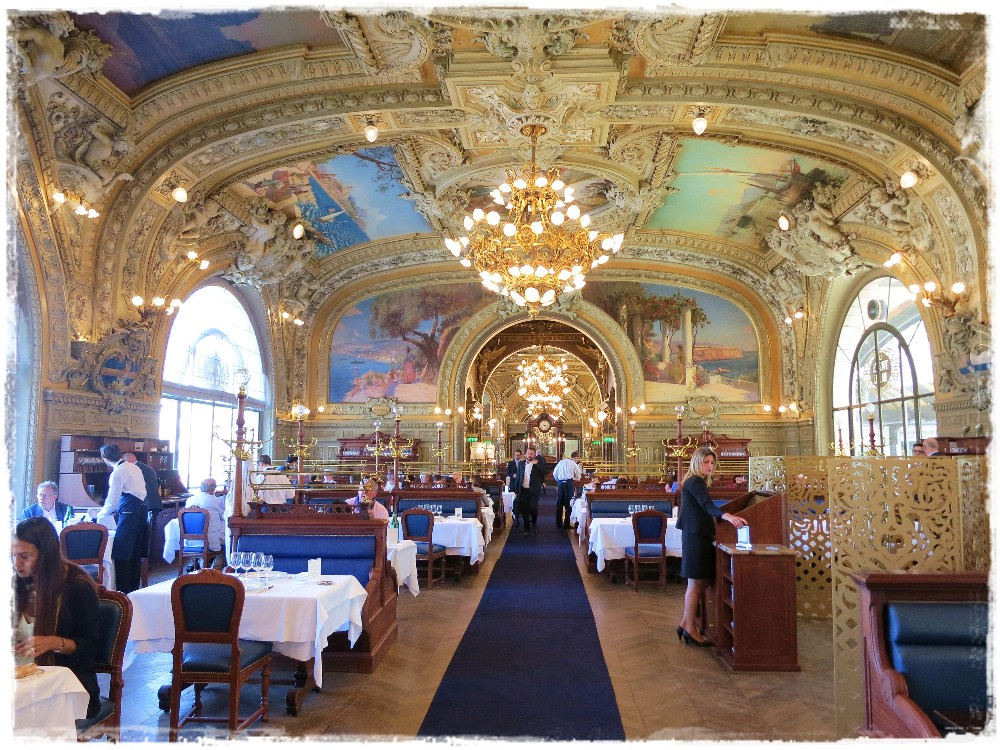 Paperesse what is the most beautiful restaurant in paris for Most beautiful dining rooms in paris