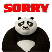 Kung Fu Panda Animated Stickers