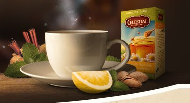 Amostra Gratis Chá Celestial